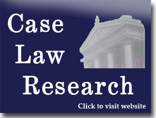 Link to website for Case Law Research