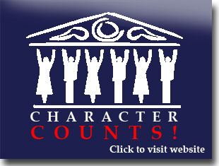 Link to website for Character Counts of Knoxvill and Know County TN