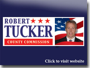 Link to website for Robert Tucker jefferson county commissioner