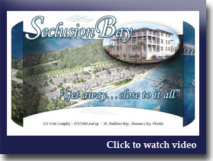Link to video for Seclusion Bay FL