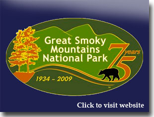 Link to website for the great smoky mountain 75th anniversary