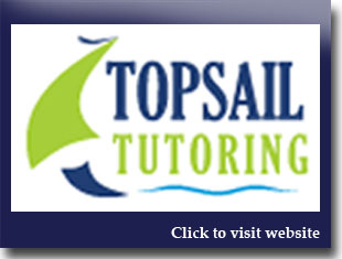 Link to website for Topsail Tutoring